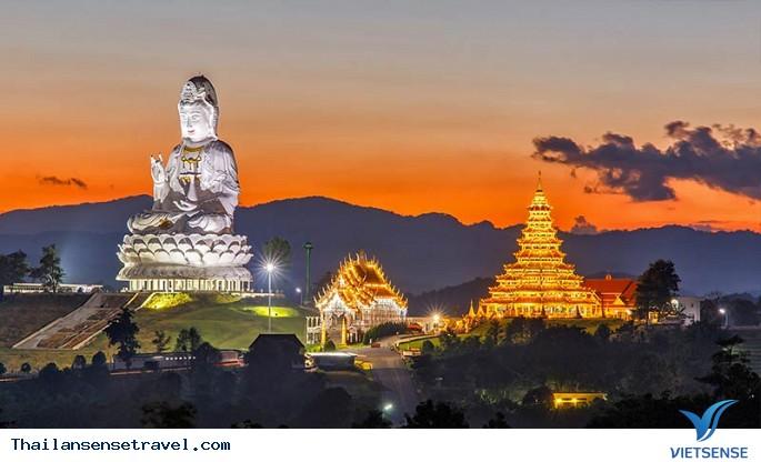 Hai ngày thú vị ở Chiang Rai - Ảnh 1
