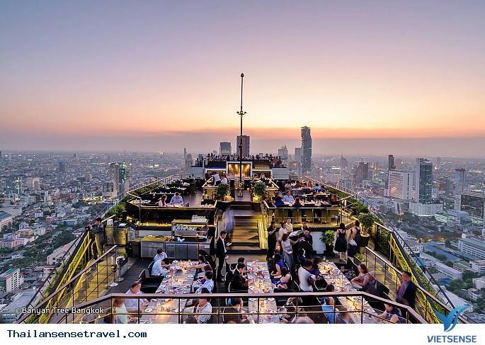 Vertigo - Banyan Tree Bangkok Sathorn trên tầng 61