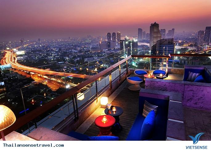 The Roof @38 Bar – Mode Sathorn Hotel Sathorn