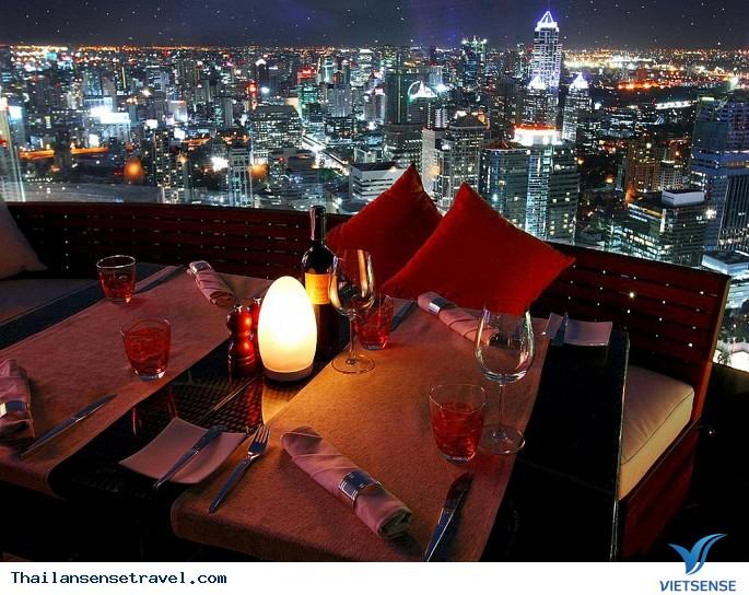 Red Sky – Centara Grand ở CentralWorld Siam trên tầng 55