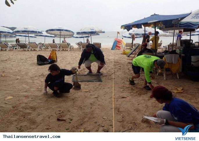 Thái Lan ban hành lệnh cấm hút thuốc trên các bãi biển - Ảnh 3