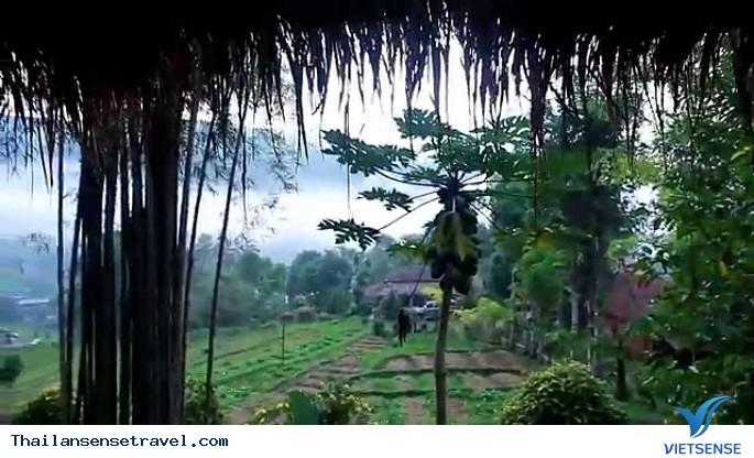 Tỉnh miền bắc đẹp nhưng cực ít người biết đến ở Thái Lan - Ảnh 1