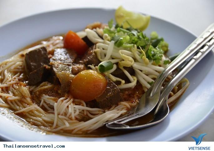 Kanom jeen (mỳ lên men)