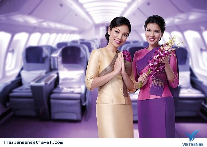 Nên chọn hãng hàng không nào khi du lịch Thái Lan?