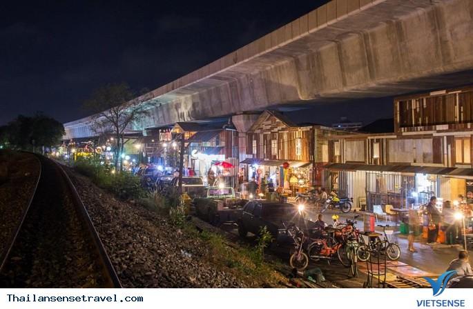 Khám phá chợ đêm Siam Gypsy Junction