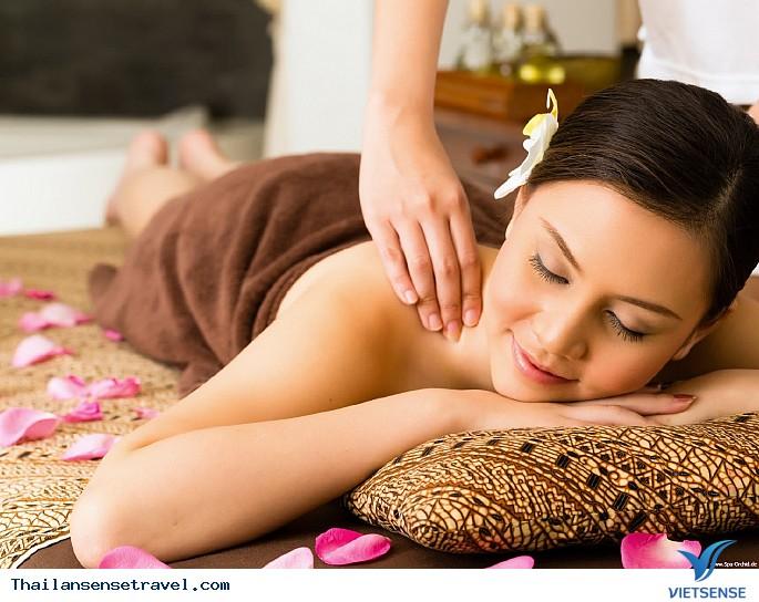 Tận hưởng dịch massage Thái - Ảnh 1
