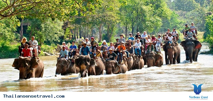 Vẻ đẹp Chiang Mai qua mắt người trẻ Việt Nam. - Ảnh 4