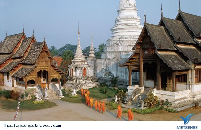 Vẻ đẹp Chiang Mai qua mắt người trẻ Việt Nam. - Ảnh 3