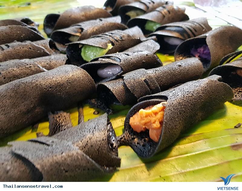 Bánh nướng than tre ngon quên sầu tại Thái Lan - Ảnh 3