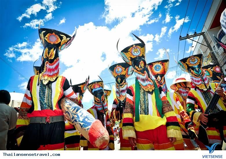 Lễ hội Phi Ta Khon - Lễ hội nhảy múa với Quỷ