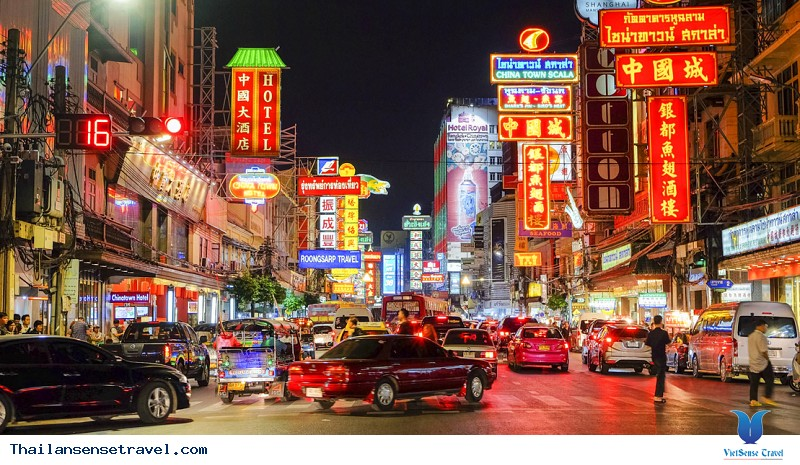 Phố Người Hoa (China Town)