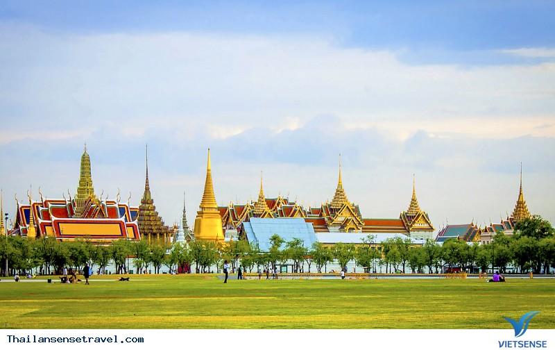 Sanam Luang (Khuôn viên Phramen)