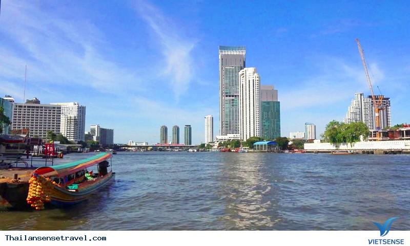 Khám phá sông Chao Phraya