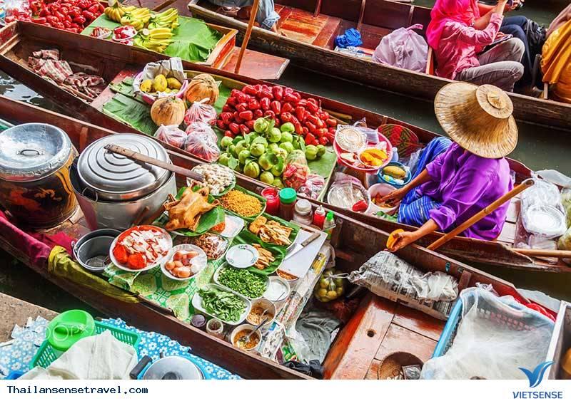 Damnoen Saduak – khu chợ nổi cổ nhất Thái Lan - Ảnh 3