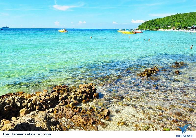 Đến Pattaya – khám phá thiên đường đảo san hô Koh Larn - Ảnh 3