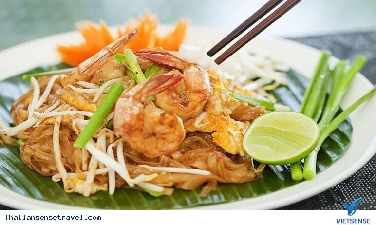 Đến Thái Lan Thưởng Thức Món Pad Thái Ngon Đúng Điệu - Ảnh 2