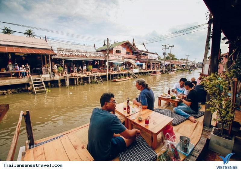Đến Thái Lan Trải Nghiệm Những Phong Cách Ẩm Thực Mới Lạ - Ảnh 2