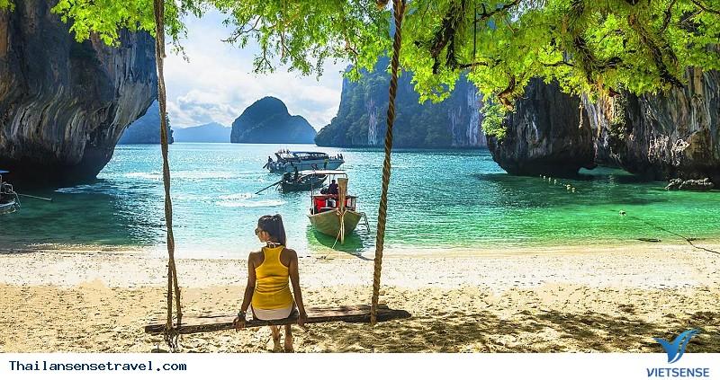 Ngày Thứ 1: Bangkok - Đảo Krabi - Đảo Phi Phi