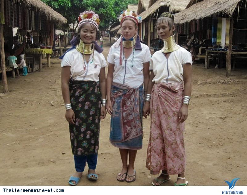 Khám phá ngôi làng cổ dài Huay Pu Keng ở Thái Lan, 2018 - Ảnh 6