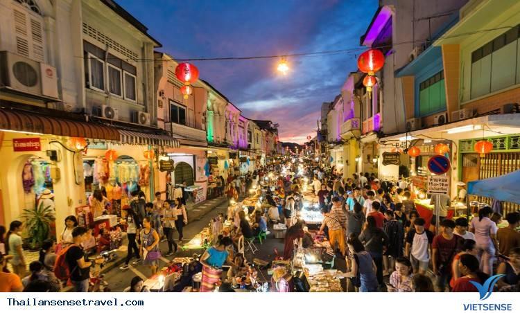 Chợ cuối tuần Phuket
