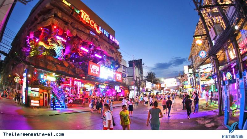 Phố đi bộ Phuket