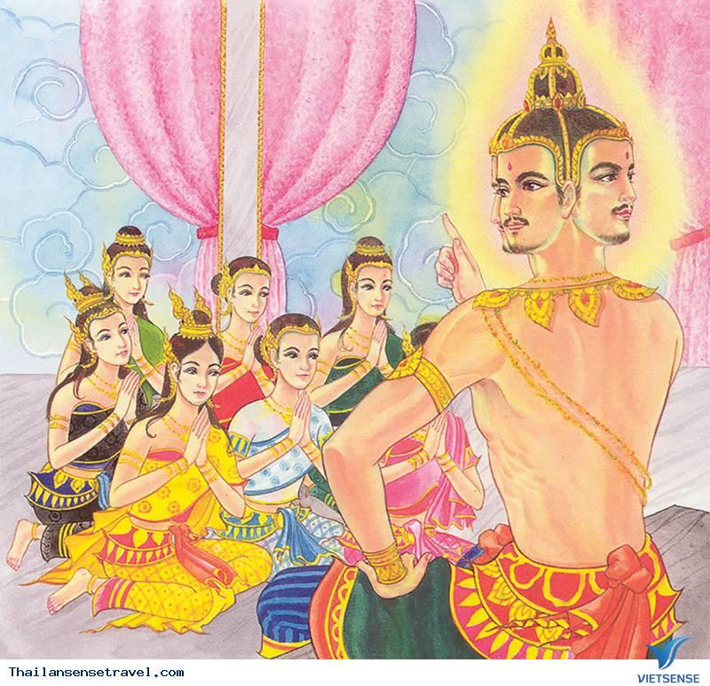 Lễ hội té nước Thái: Huyền thoại Songkran - Ảnh 3