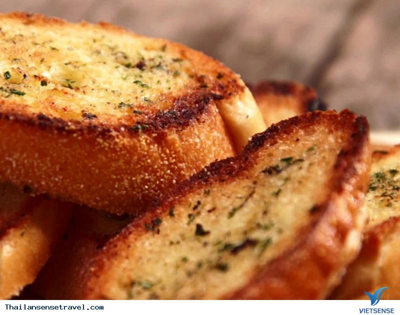 Bánh mì tỏi
