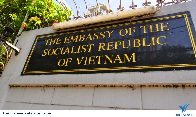 ĐẠI SỨ QUÁN VIỆT NAM TẠI THÁI LAN  (Vietnam Embassy in Thailand) - Ảnh 2