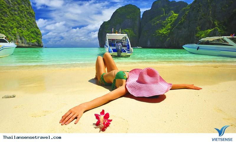 Thời điểm lý tưởng du lịch Thái Lan