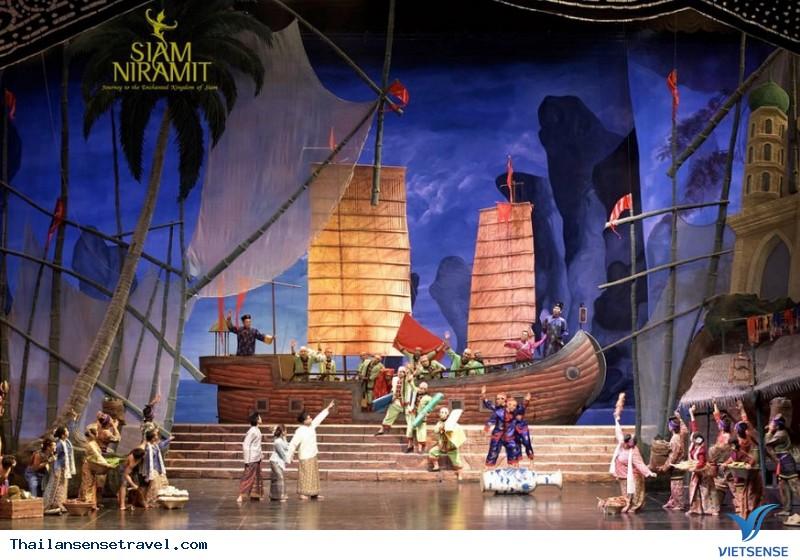 Chương trình biểu diễn sân khấu nghệ thuật Siam Niramit - Ảnh 3