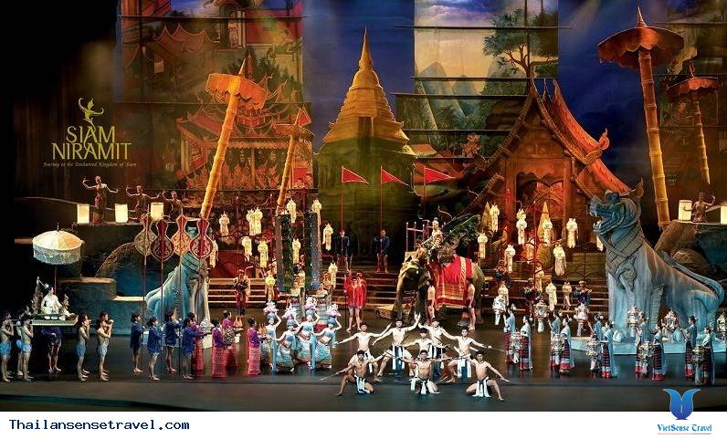 Chương trình biểu diễn sân khấu nghệ thuật Siam Niramit - Ảnh 1