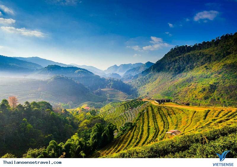 Tới Thái Lan Khám Phá Chiang Rai Huyền Bí - Ảnh 1