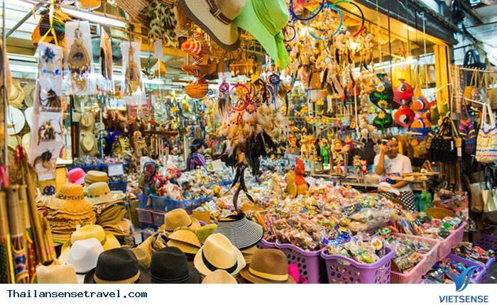 Đi chợ cuối tuần Chatuchak