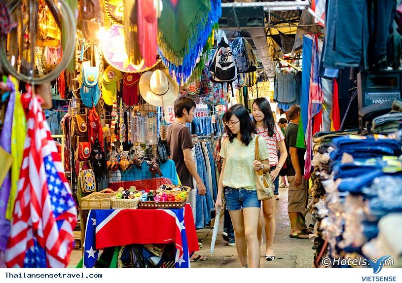 Những điều cần phải trải nghiệm khi đến với Thái Lan. - Ảnh 4