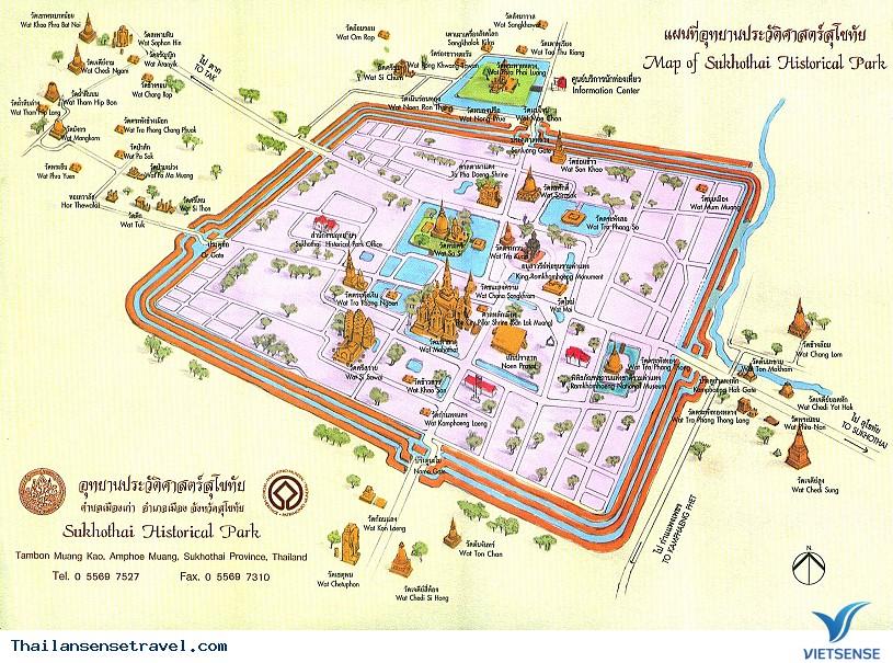 Vương quốc cổ Sukhothai của đất nước Thái Lan xưa – Phần 2 - Ảnh 1