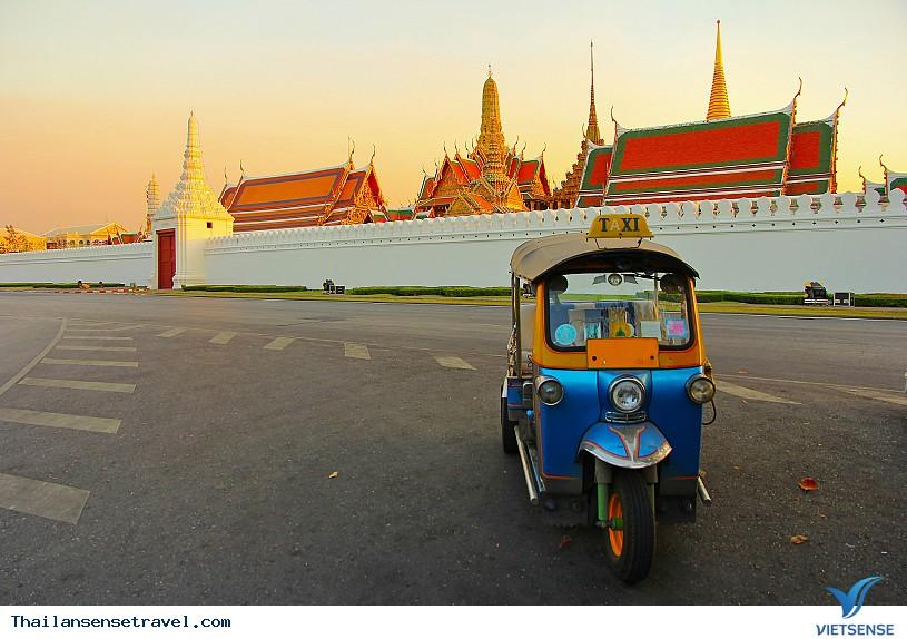 Xe Tuktuk