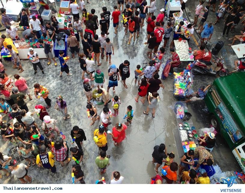 Dự tết Songkran Thái Lan với giá rẻ chưa từng có - Ảnh 4