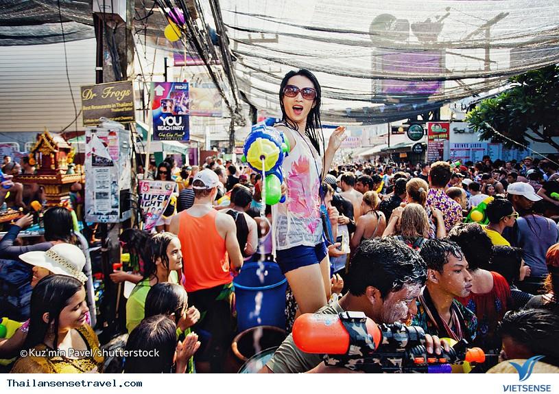Dự tết Songkran Thái Lan với giá rẻ chưa từng có - Ảnh 6