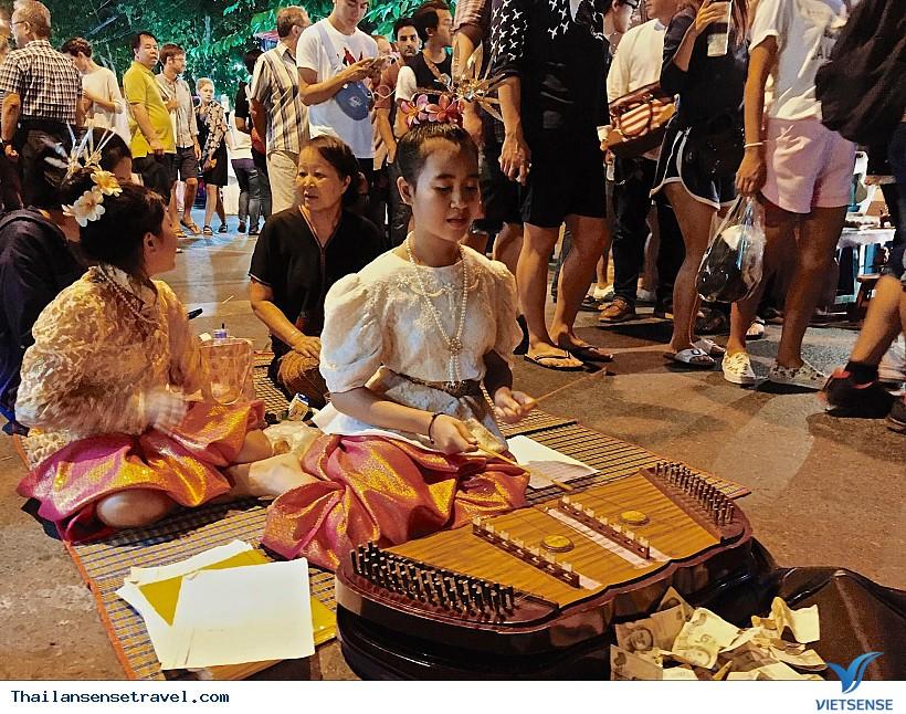 Khu Chợ Đêm Night Bazaar Chiang Mai - Ảnh 1