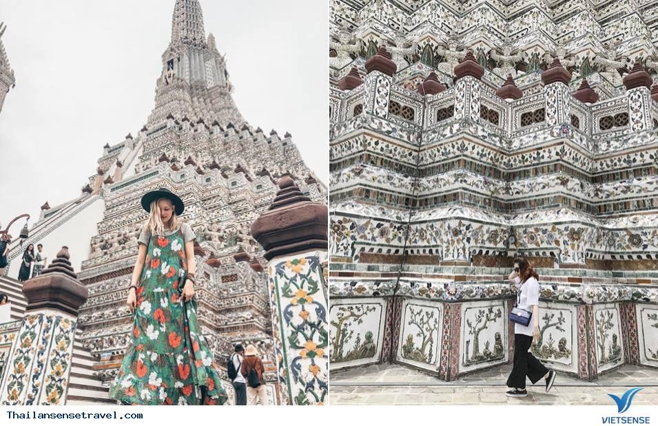 Chùa Bình Minh - Wat Arun