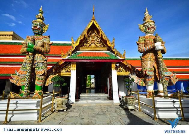 Wat Phra Kaew - Ảnh 2