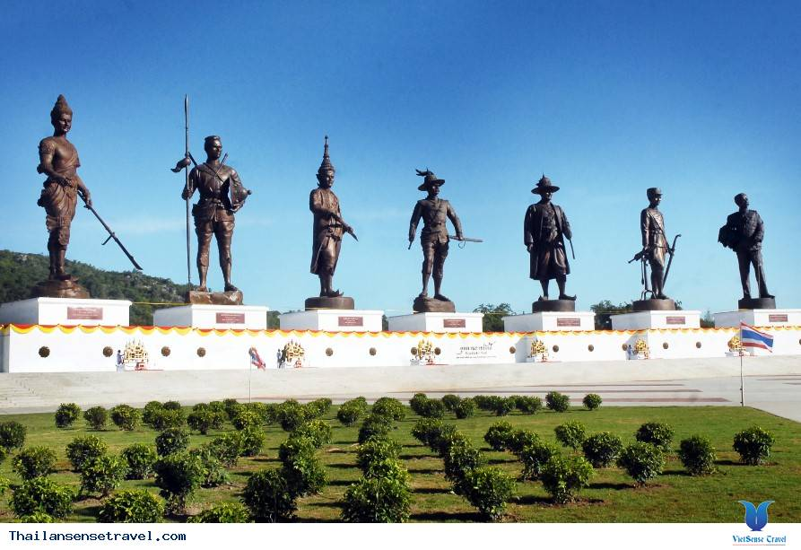 7 vị vua - 7 ngôi sao sáng quy tụ một điểm, nơi đến không thể thiếu ở Thái Lan - Ảnh 1
