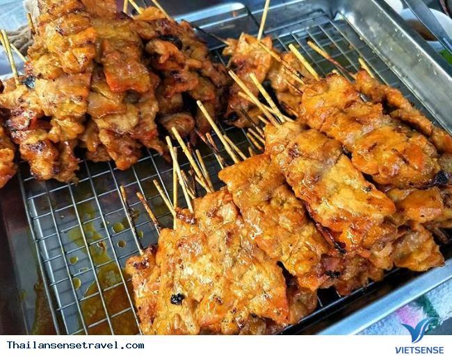 8 món ăn vặt đường phố nổi tiếng ở Thái Lan - Ảnh 2