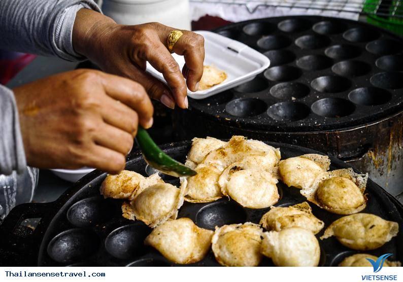 8 món ăn vặt đường phố nổi tiếng ở Thái Lan - Ảnh 1