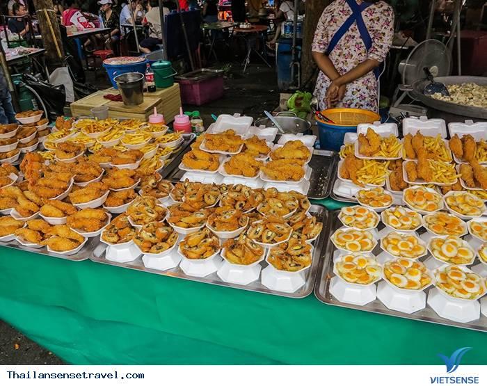 Các món ăn ở đường phố Bangkok - Ảnh 2