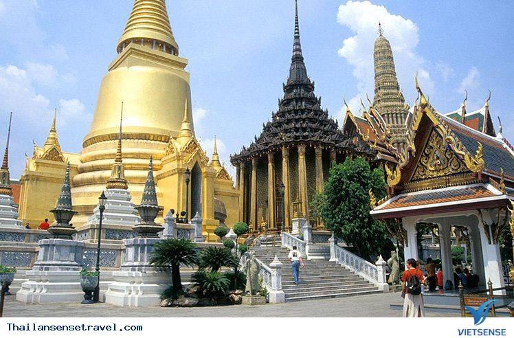 Tour du lịch Thái Lan Bangkok - Pattaya 5N4Đ từ Hà Nội khởi Hành tháng 8 & 9