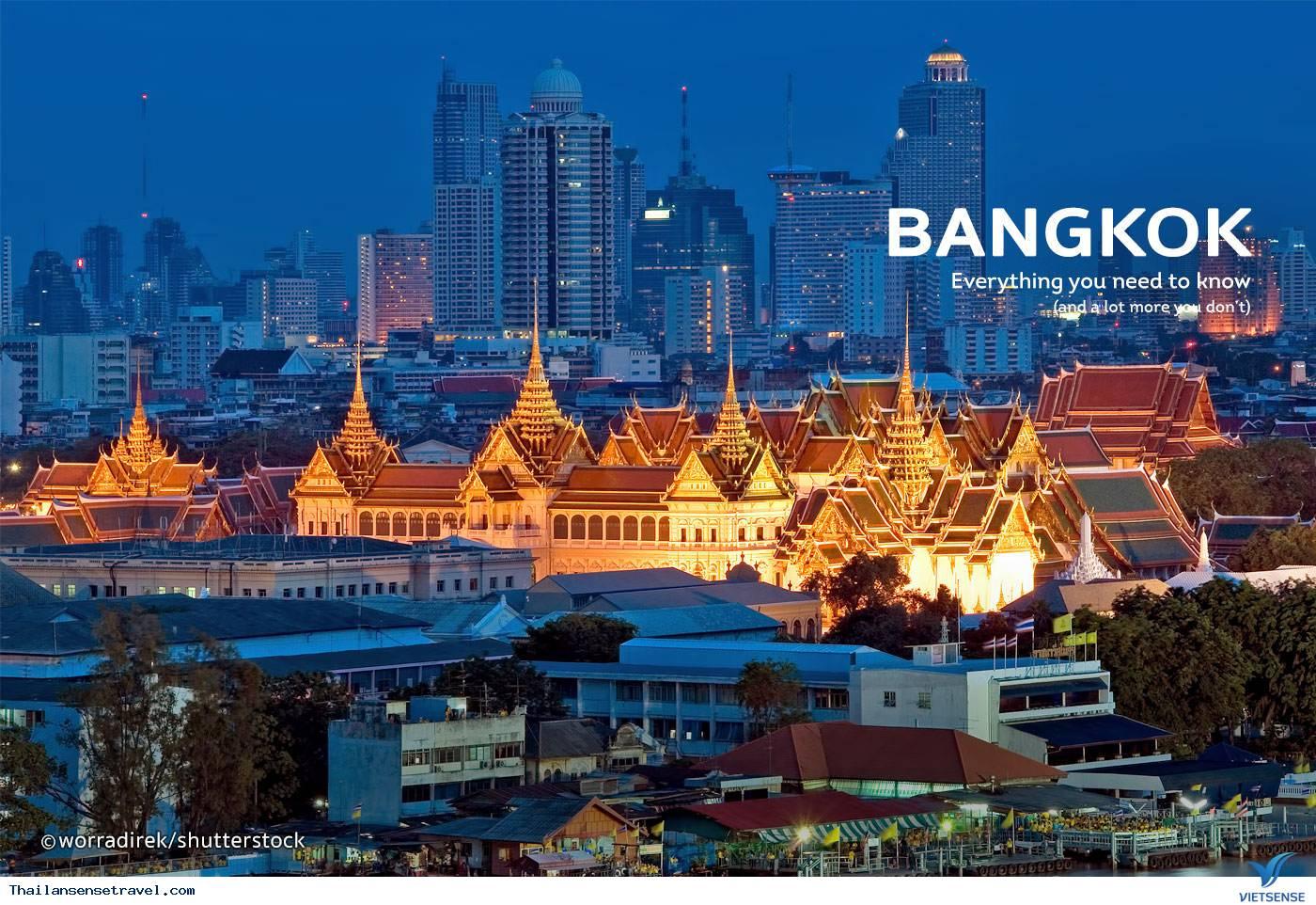 Thời gian thích hợp để du lịch Bangkok