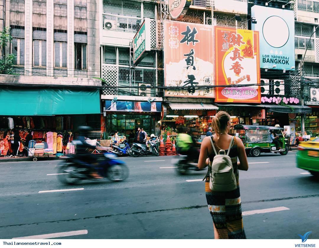 Ăn gì, đi đâu khi du lịch Bangkok - Ảnh 9