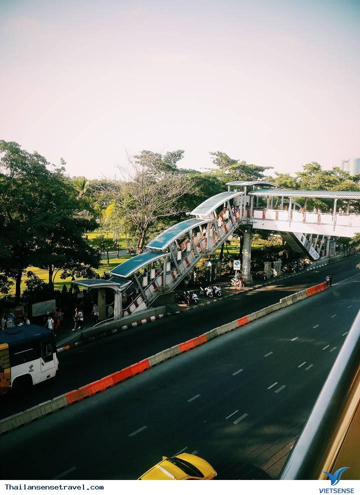 Phương tiện di chuyển tại Bangkok - Ảnh 1