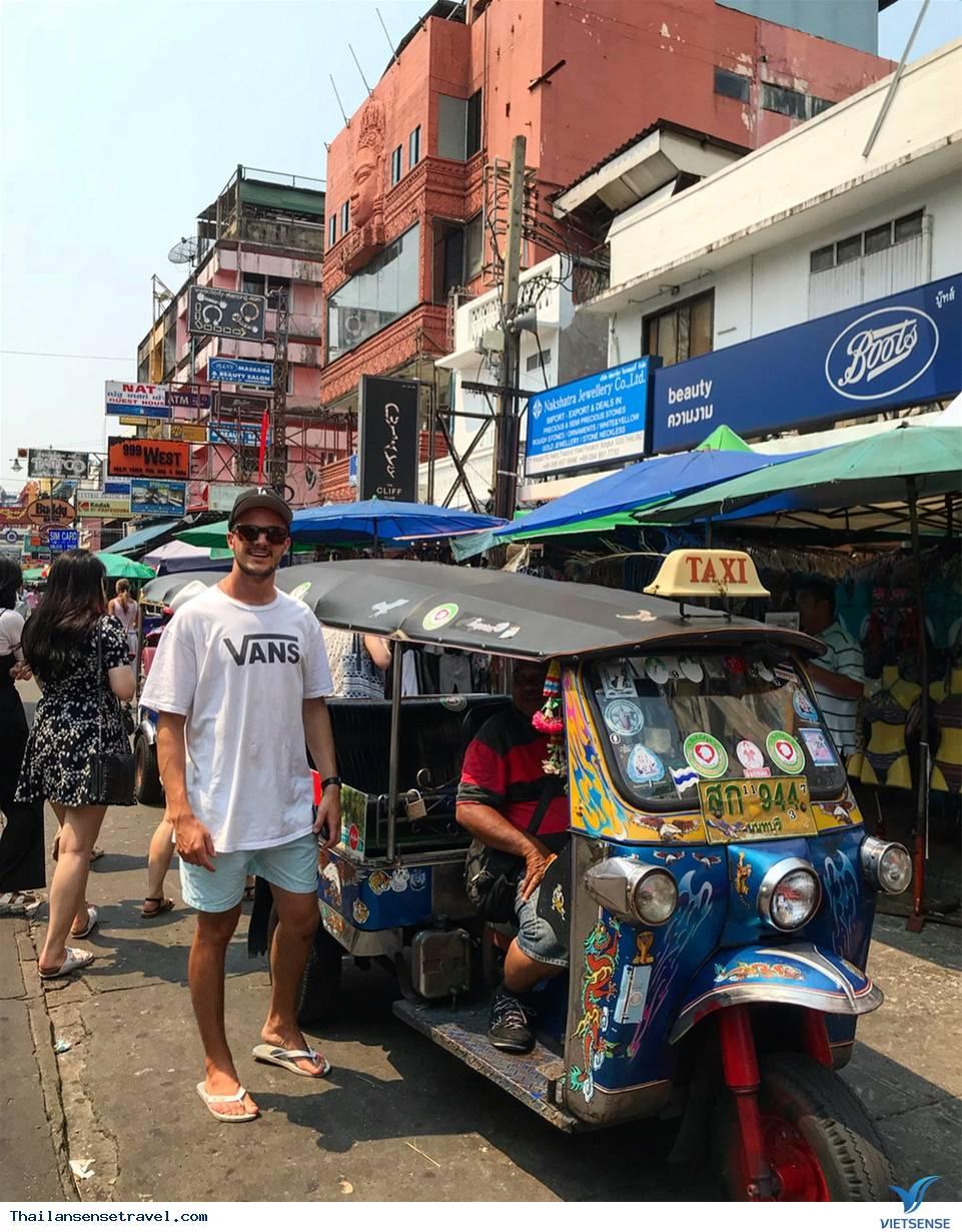 Ăn gì, đi đâu khi du lịch Bangkok - Ảnh 7
